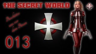 Repeat youtube video THE SECRET WORLD #013 [Deutsch] [HD+] - Männer in schwarzen Lieferwagen // Let's Play