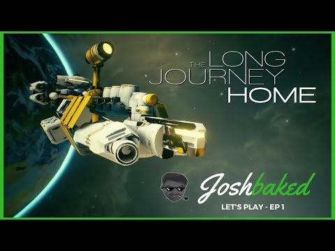 Let's Play! - The Long Journey Home EP 1 - The beginning... |