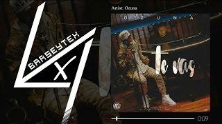 Ozuna & Barseytex - Te Vas (Reggaeton Remix / AUDIO)
