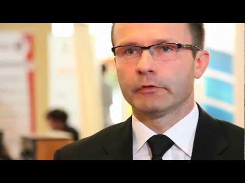 Andrzej Komor - UCB Pharma podczas III Poland Pharma Commerce Forum