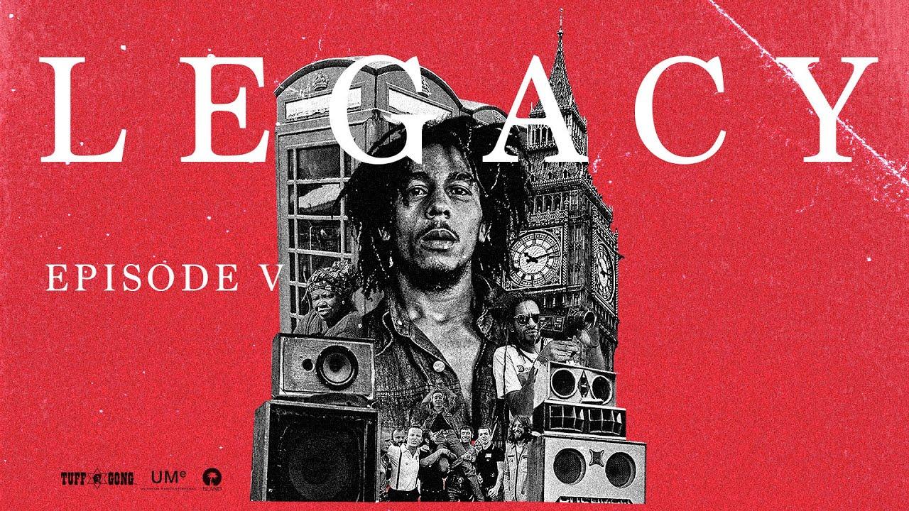Bob Marley - LEGACY: Punky Reggae Party (Episode 5)