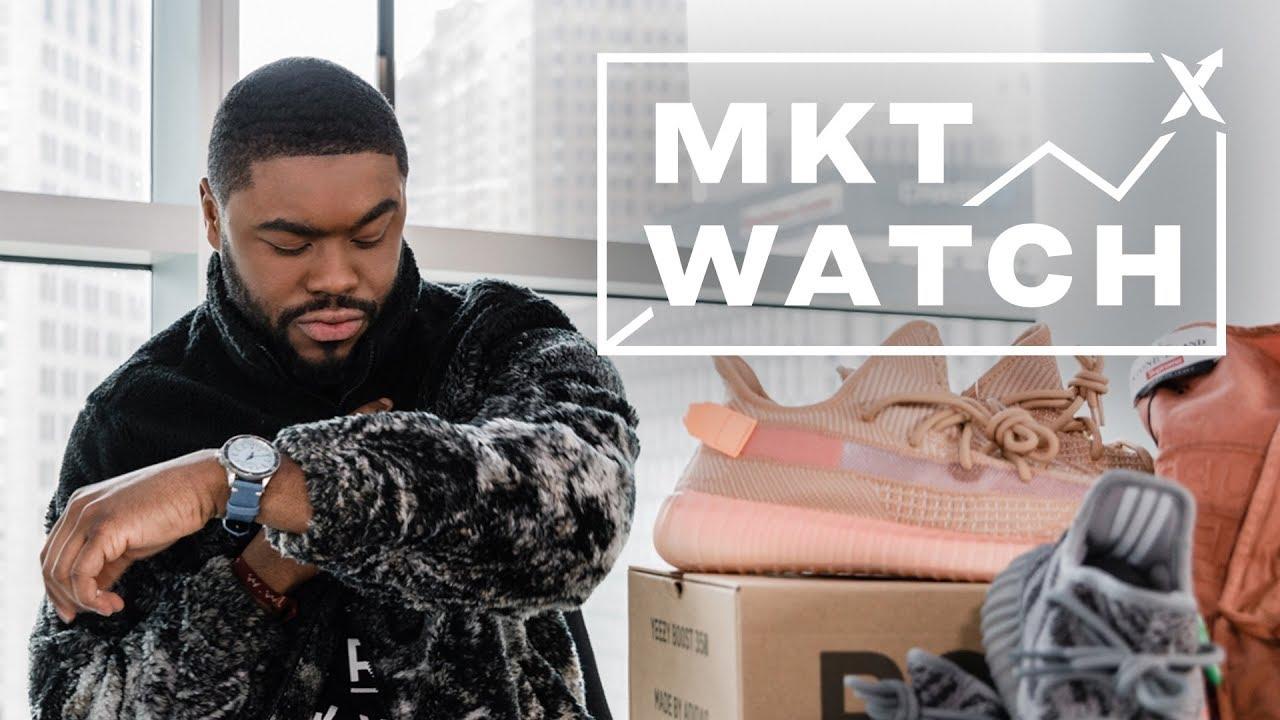 55ffb301 StockX MKT Watch: Yeezy 350 Rebound, Wolf Fleece Wins, and adidas x Game of  Thrones