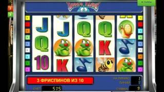Игра лягушка: легендарные игровые автоматы вконтакте