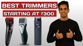 5 Best Trimmers For Men In India Hindi Best Trimmers For Men 2020 Youtube