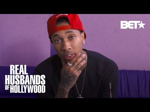 Real Husbands Of Hollywood: Tyga Is Bob Marley's Cousin!