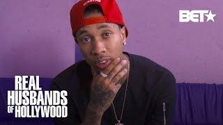 Tyga Is Bob Marley's Cousin! | Real Husbands Of Hollywood