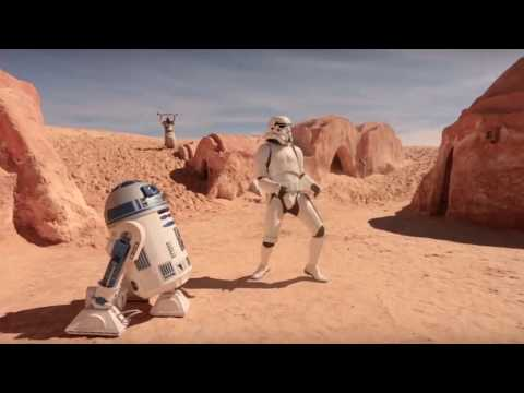 """'MECO - STAR WARS: 'A NEW HOPE' - DANCE MUSIC PARODY: """"Homage"""" Music Video"""