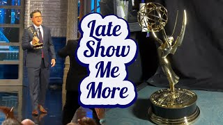 Download Late Show Me More: We Won An Emmy!