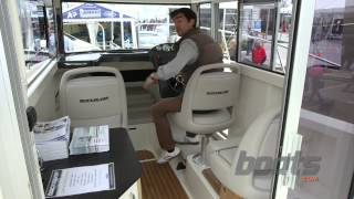 Quicksilver 755 Fishing Boat: First Look Video