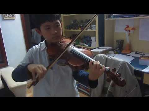 Those were the days - Violin by Nhật Minh