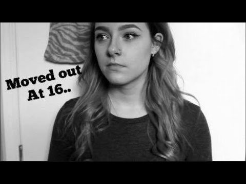 MOVED OUT AT 16 | STORYTIME *Trigger Warning*
