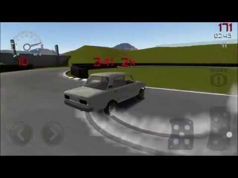 Lada Drifting - Android Gameplay