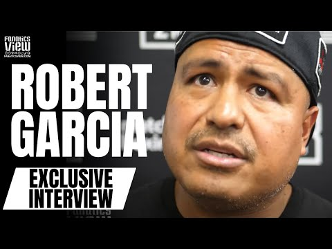 Robert Garcia reaction to Manny Pacquiao vs. Keith Thurman (Mikey Garcia or Floyd Mayweather Next?)
