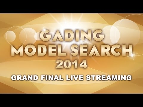 [Live Recorded] Gading Model Search Grand Final  2014 Artist Performance by S4