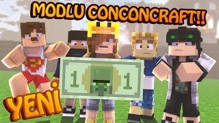 MODLU CONCONCRAFT #1 - İLK PARAYI KAZANDIM !