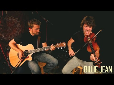 Billie Jean (violin and guitar cover)