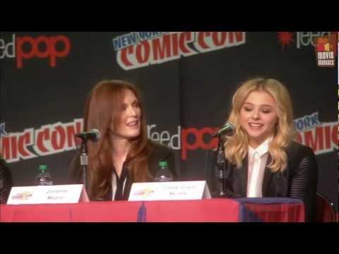 Carrie   Comic Con New York panel (2013) Chloe Grace Moretz