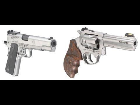 Ruger 10mm; Gun Trusts; Training DVDs; Handgun Hog Hunting: Gun Talk Radio| 7.16.17