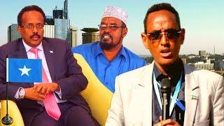 Soomaalida Nairobi oo Si à la Charge de l'Uga Hadashay Khilaa Jubbaland Iyo DFS Q1aad