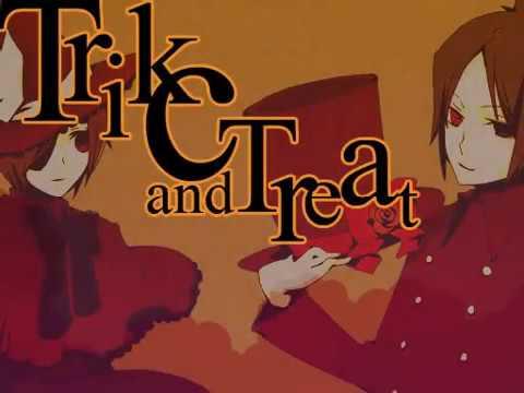 【Kagamine Rin・Len】Trick And Treat -Reborn Ver-【Indonesian Sub】