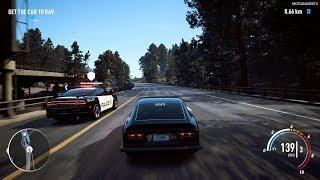Need for Speed Payback - La Catrina's Nissan Fairlady 240ZG Abandoned Car - Location and Gameplay