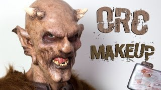 Orc Demon: Foam Latex Makeup Tutorial | Freakmo