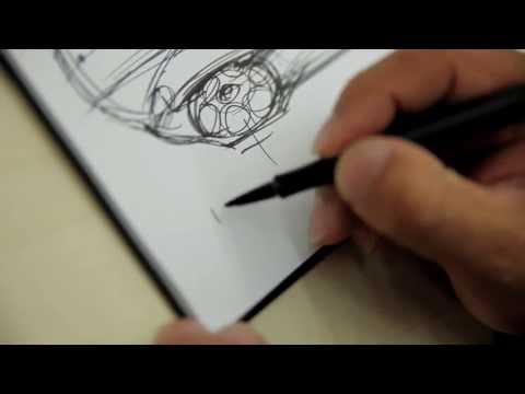 Japaneeses Car Designer Ken Okuyama - car design process