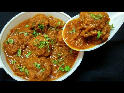 | Lauki Kofte Curry | Dudhi Kofte Ki Sabji | Lauki Kofte.