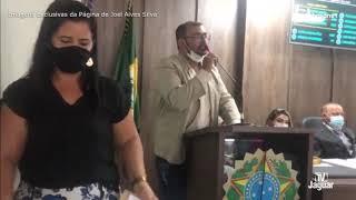 Vereador Plácido   Pronunciamento Alto Santo   02 01 2021