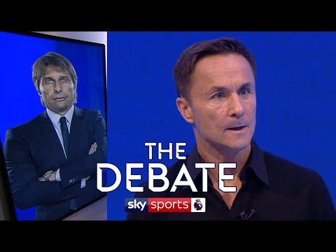 Is Antonio Conte set to leave Chelsea?! | Dennis Wise & Ian Wright | The Debate