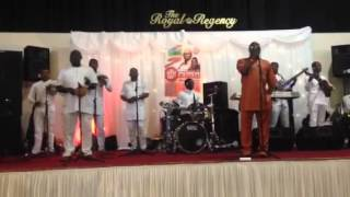 K1 de ultimate live on stage @ de Royal Regency hall London