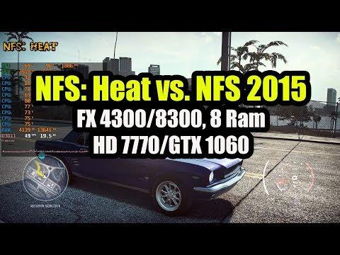 NFS: Heat vs.