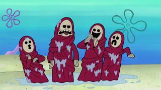 3 Creepy Momente in Spongebob Schwammkopf!