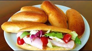Panini Classici Per Hot Dog Di Rita Chef - Hot Dog Buns.
