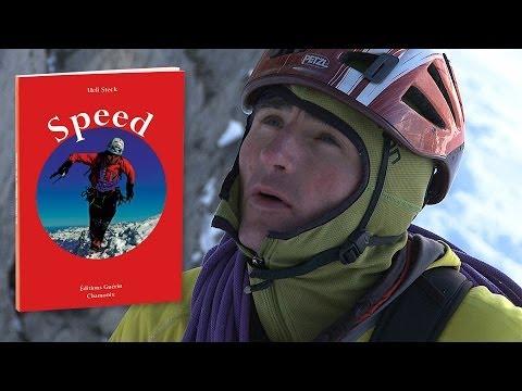 "Livre ""Speed"", interview d'Ueli Steck"