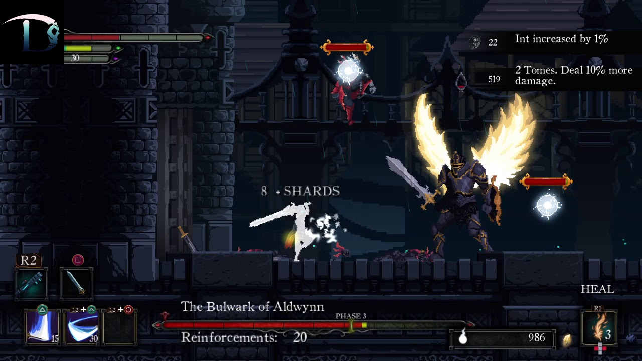 Deaths Gambit PS4 Review - A Very Dusty Grave