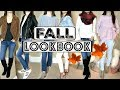 FALL 🍁 TRANSITIONING  LOOKBOOK ❤️+ MUST- HAVE STAPLE PIECES PAIRING IDEAS for FALL 🍂