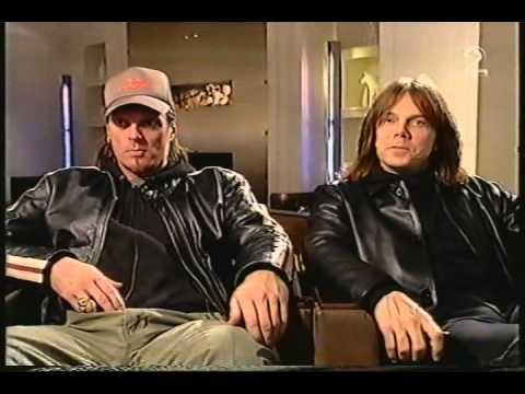 EUROPE - Absolutt Underholdning Interview (2004)
