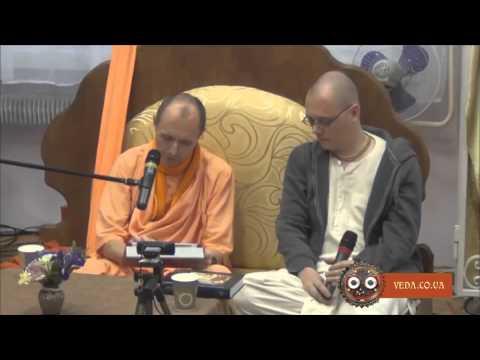 Шримад Бхагаватам 3.25.7 - Бхакти Ананта Кришна Госвами