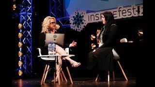 Storytelling in games: Rhianna Pratchett and Brenda Romero | Inspirefest 2017
