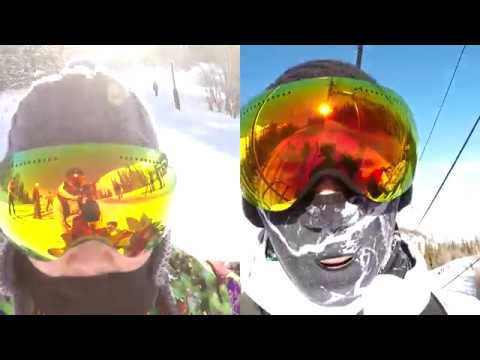 Park City, Utah Snowboarding 2017