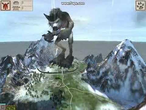 wolf montain i55