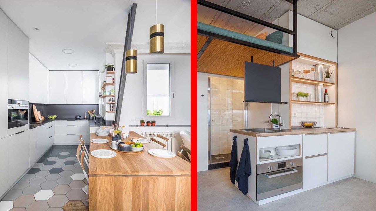 50+ Amazing Kitchen Decorating Design And Small Kitchen