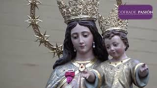María Auxiliadora Coronada (Procesión María Auxiliadora Cádiz 2019)