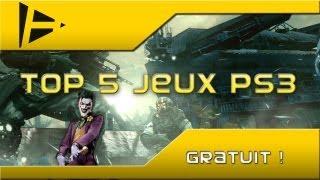 TOP 5 des jeux PS3 gratuit ! Freetoplay