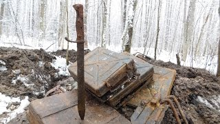Коп по войне - Война в болотах. Коп-реванш / Searching with Metal Detector