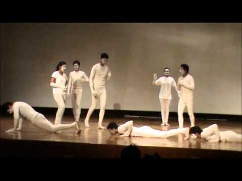 Ganga Mime - Team Abhinay