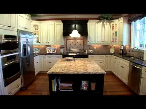 Model home by Norman Miller in Founders Pointe- a waterfront community in Hampton Roads