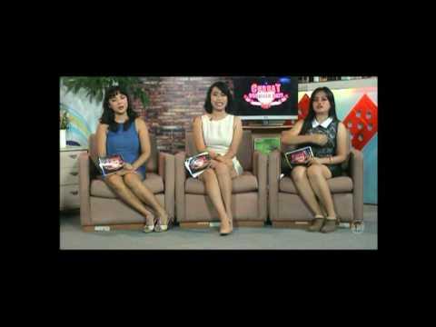 Presenter TV Rok mini - Matrix TV (Donna Tella Pasaribu)