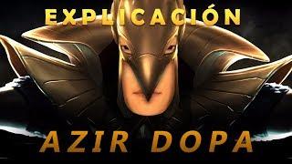 APRENDE A JUGAR AZIR COMO DOPILLO   AZIR DOPA